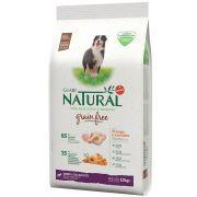 Ração Guabi Natural Grain free Cães Adultos Médios Frango e Lentilha (12 kg) - Affinity Guabi