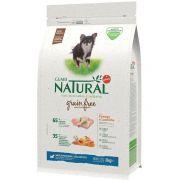 Ração Guabi Natural Grain free Cães Adultos Miniaturas e Pequenos Frango e Lentilha (1 kg) - Affinity Guabi