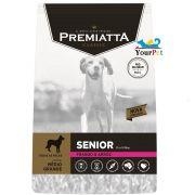 Ração Premiatta Classic Senior para Cães com mais de 7 anos de Raças Médias e Grandes (15 kg)