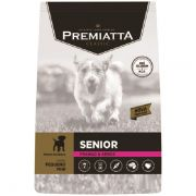 Ração Premiatta Classic Senior para Cães com mais de 7 anos de Raças Miniaturas e Pequenas - Gran Premiatta (3 kg)