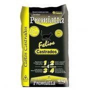 Ração Premiatta Feline Castrados para Gatos Adultos - Gran Premiatta (10,1kg)
