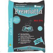 Ração Premiatta Fish & Rice (Peixe e Arroz) Mini Bits para Cães Adultos de Raças Miniaturas e Pequenas (3 kg)