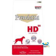 Ração Premiatta HD 30 Raças Médias e Grandes para Cães Adultos (2,8 kg)