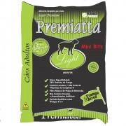 Ração Premiatta Light Mini Bits para Cães Adultos de Raças Miniaturas e Pequenas - Gran Premiatta (3 kg)
