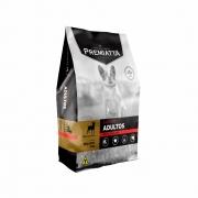 Ração Premiatta Sabores Bife Acebolado Mini Bits (grãos pequenos) para Cães Adultos