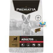 Ração Premiatta Sabores do Brasil Bife Acebolado Mini Bits para Cães Adultos de Raças Miniaturas e Pequenas (2 kg)