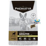Ração Premiatta Sabores do Brasil Carne com Batata Mini Bits para Cães Adultos de Raças Miniaturas e Pequenas (2 kg)