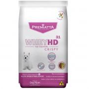 Ração Premiatta Whey HD 31 Crispy para Cães Adultos de Raças Pequenas (6 kg=30x200g)