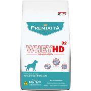 Ração Premiatta Whey HD 32 para Cães Filhotes de Todas as Raças - Gran Premiatta (3 kg=15x200g)