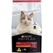 Ração Pro Plan Cat Adult para Gatos Adultos de 1 a 7 anos Sabor Frango (1kg) - Nestlé Purina