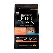 Ração Pro Plan Sensitive Skin para Cães Adultos de Raças Pequenas com Pele Sensível - Nestlé Purina (2kg)