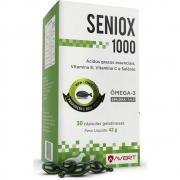 Seniox 1000 - Suplemento Nutricional composto por ácidos graxos essenciais para Cães e Gatos - Avert (30 cápsulas)