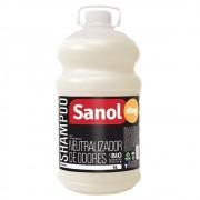 Shampoo Neutralizador de Odores Sanol Dog para Cães e Gatos (5 litros) - Total Química