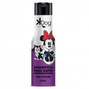 Shampoo Sem Perfume K Dog Mickey e Amigos para Gatos (500ml)  - Total Química