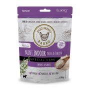 Snacks Assados Dog Menu Baked Mini Indoor Special Care (Yucca e Zeolita) para Cães Adultos Pequenos - Luopet (180g)