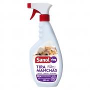 Tira Manchas e Odores Sanol Dog (500 ml) - Total Química