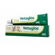 Vetaglós Pomada Anti-infecciosa, Epitelizante e Cicatrizante para Cães, Gatos e Equinos - Vetnil (20g)