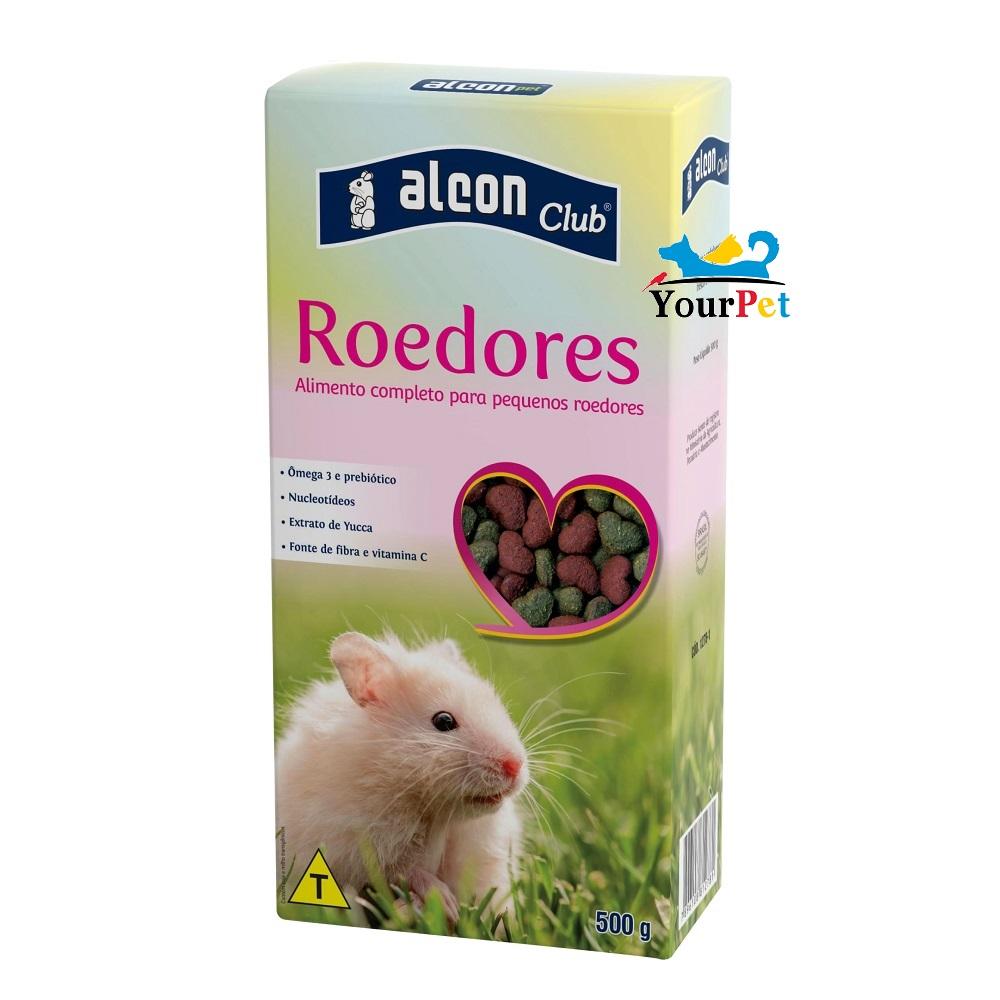 Alcon Club Roedores - Alimento completo para pequenos roedores (500 g)