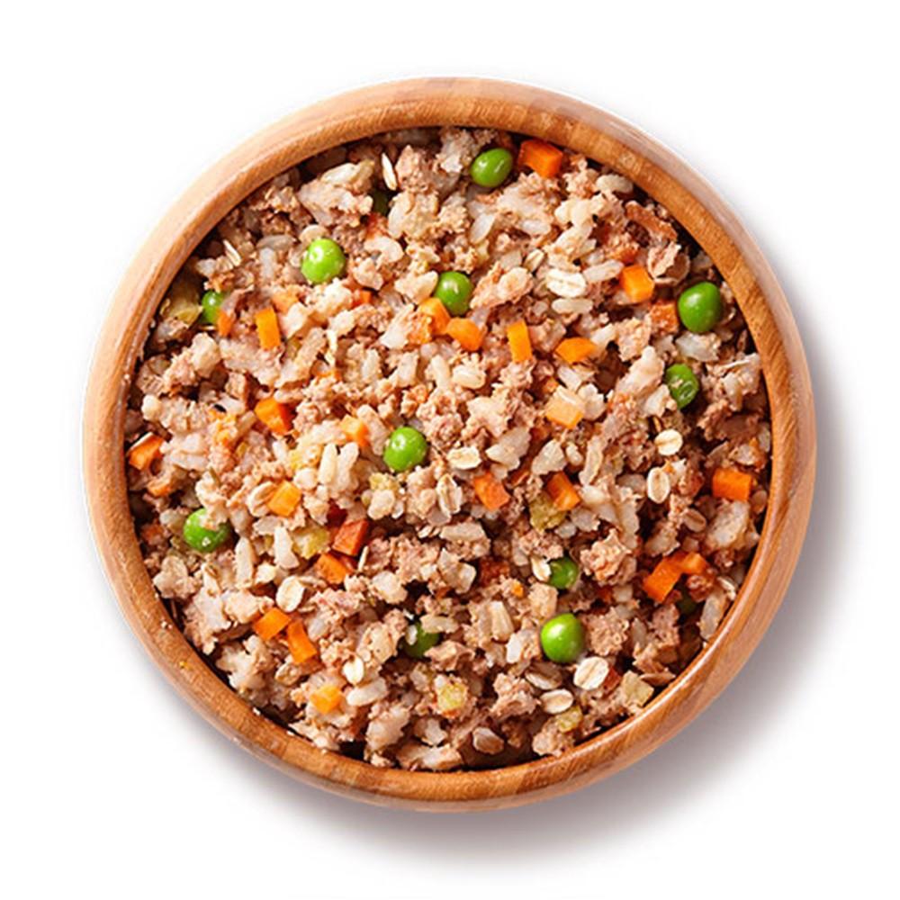 Alimento úmido 100% Natural Pet Delícia Risotinho de Frango para Cães Adultos (320g)
