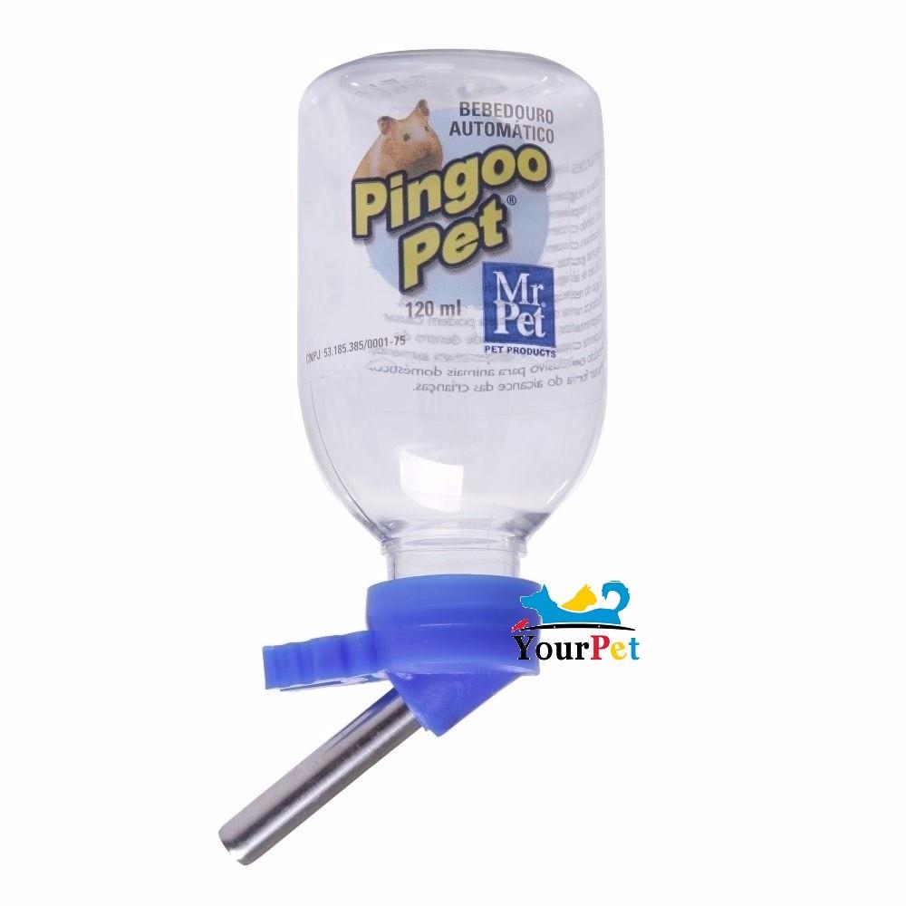 Bebedouro Automático Pingoo Pet para Hamster - Mr. Pet