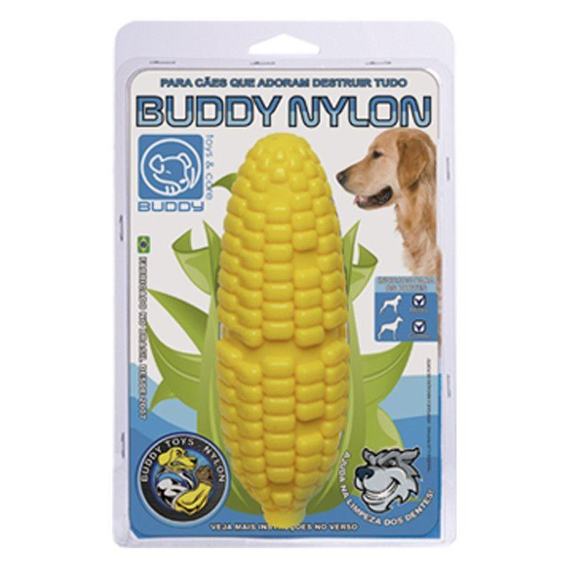 Brinquedo de Nylon para Cães Destruidores - Milhão Grande - Buddy Toys (Amarelo)
