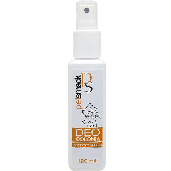 Deocolônia Pet Smack Inspirado no CK One para Cães e Gatos Machos e Fêmeas - Centagro (120 ml)