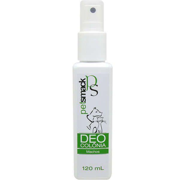 Deocolônia Pet Smack Inspirado no Malbec para Cães e Gatos Machos - Centagro (120 ml)