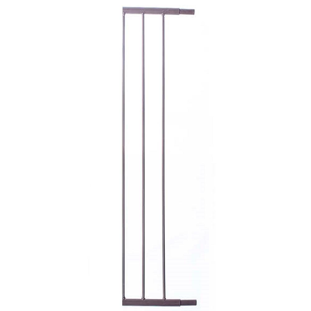 Extensor 15cm para Portão Clássico - NF Pet (Marrom)