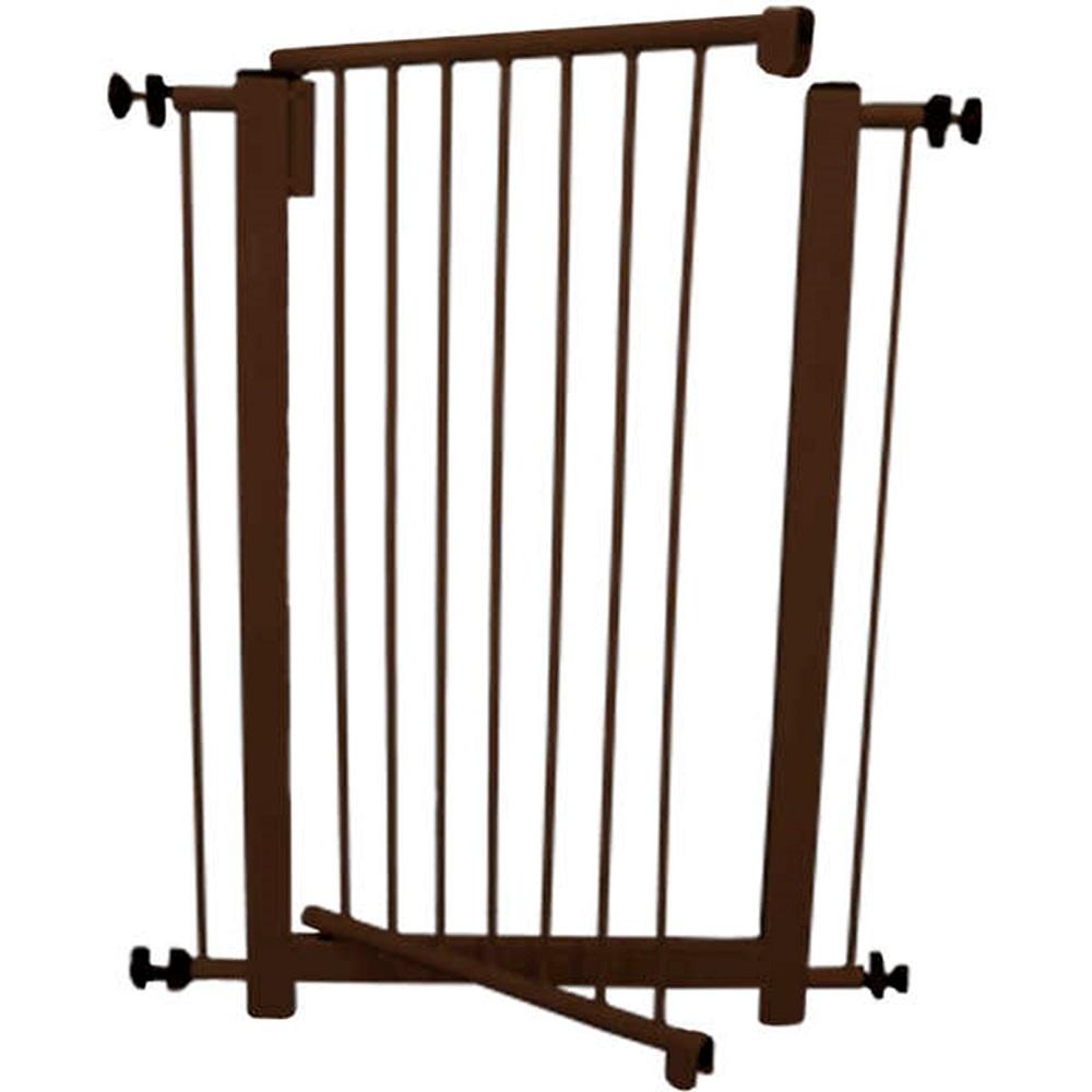 Portão Clássico 70x85 cm - NF Pet (Marrom)