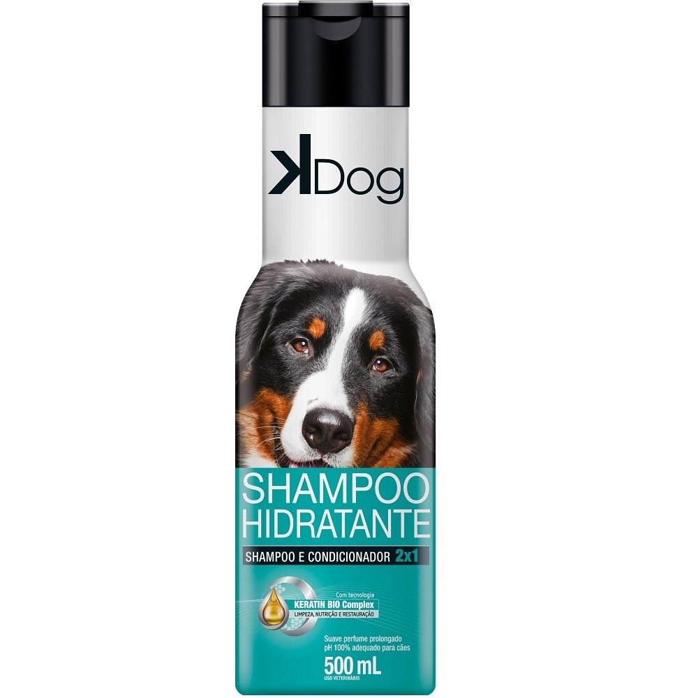 Shampoo e Condicionador 2 em 1 K Dog Mickey e Amigos para Cães e Gatos (500ml)  - Total Química