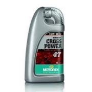 ÓLEO MOTOREX CROSS POWER 10W50 - 4 TEMPOS