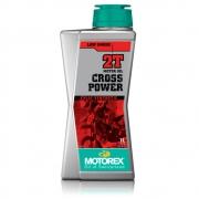 ÓLEO MOTOREX CROSS POWER - 2 TEMPOS