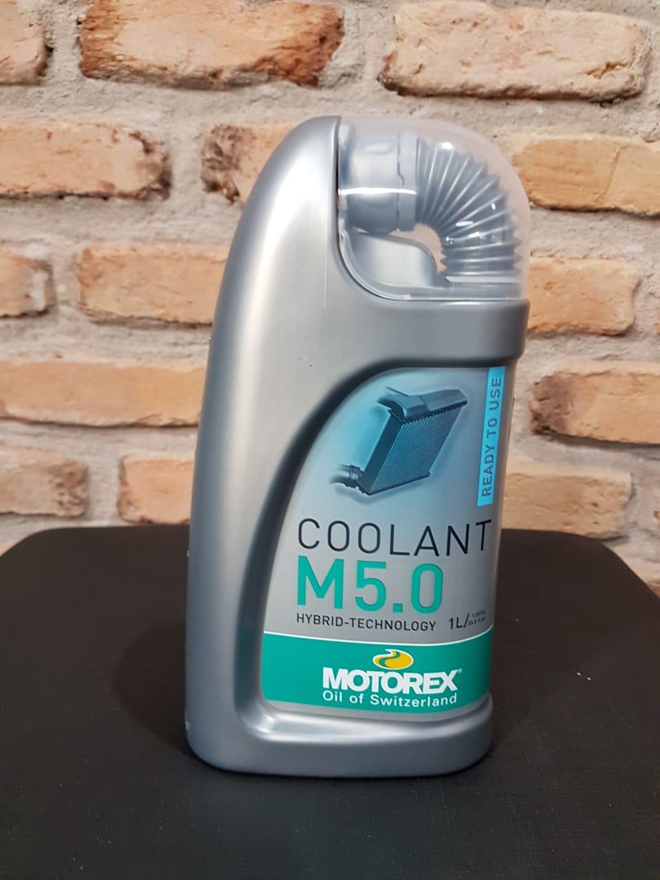 Coolant M5.0 - 1L - Motorex