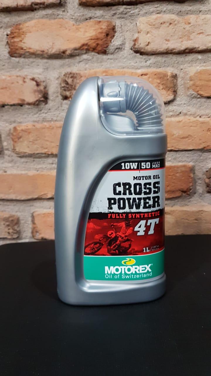 Cross Power 4T 10W50 - 1L - Motorex