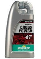 ÓLEO MOTOREX CROS POWER 4T - 10W60