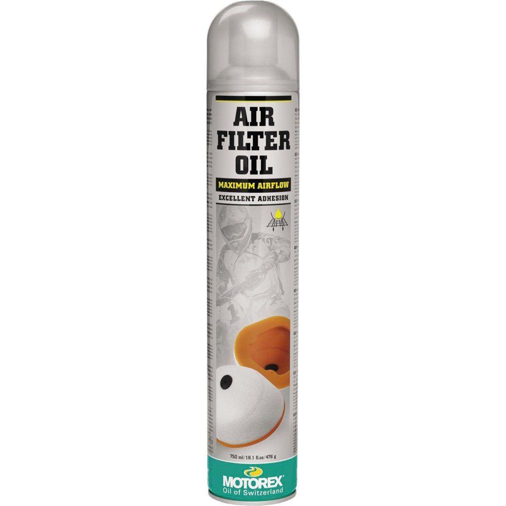Óleo para Filtro de Ar - Air Filter Spray - 750ML - Motorex