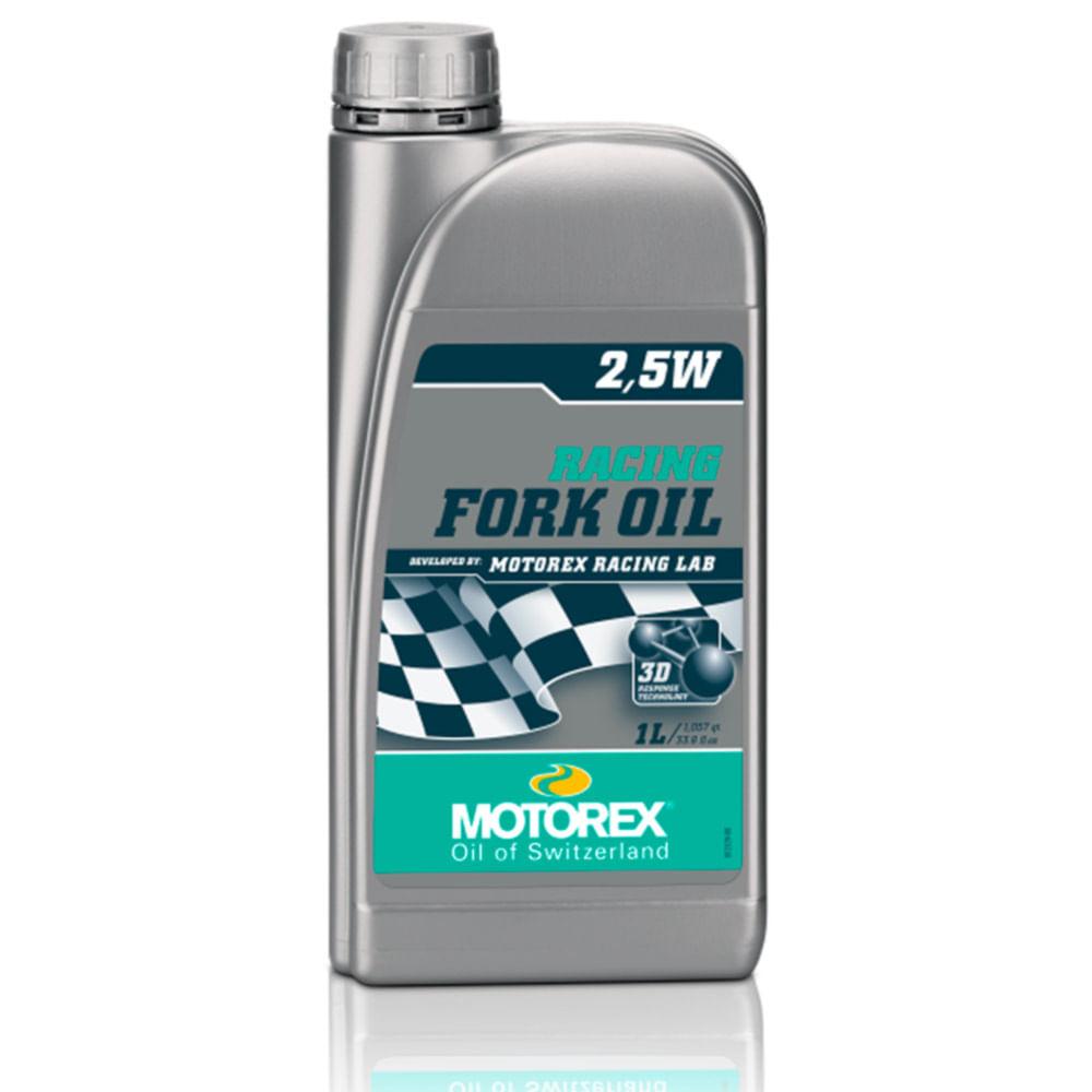 Óleo para Suspensão - Racing Fork OIL LOW FRICTION SAE 2,5W - Motorex
