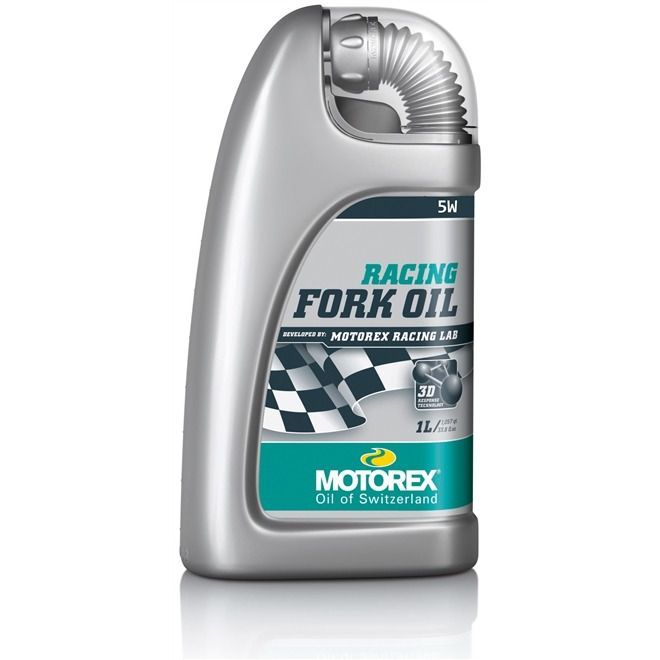 Racing Fork OIL 5W -Motorex