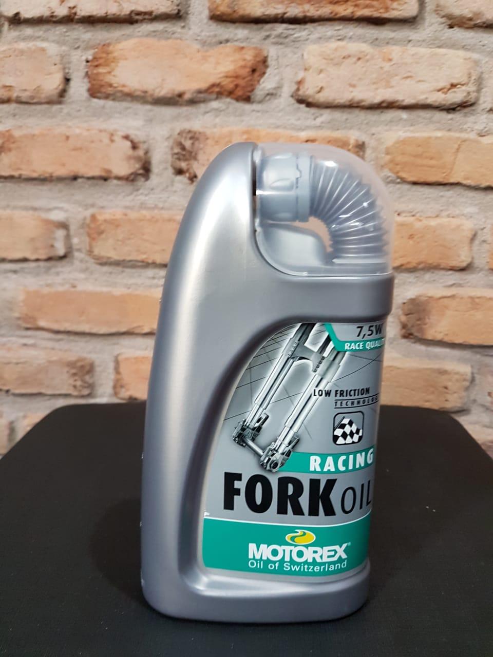 Racing Fork OIL 7,5W - Motorex