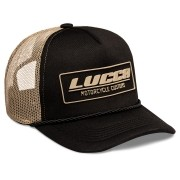 Boné Vintage Old School - Lucca Customs - Trucker