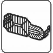 Protetor de Farol em Aço BMW F800 GS & BMW F800 GS ADVENTURE & F800 R