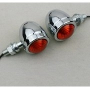 Setas - Piscas Modelo Mini - Bullet Silver