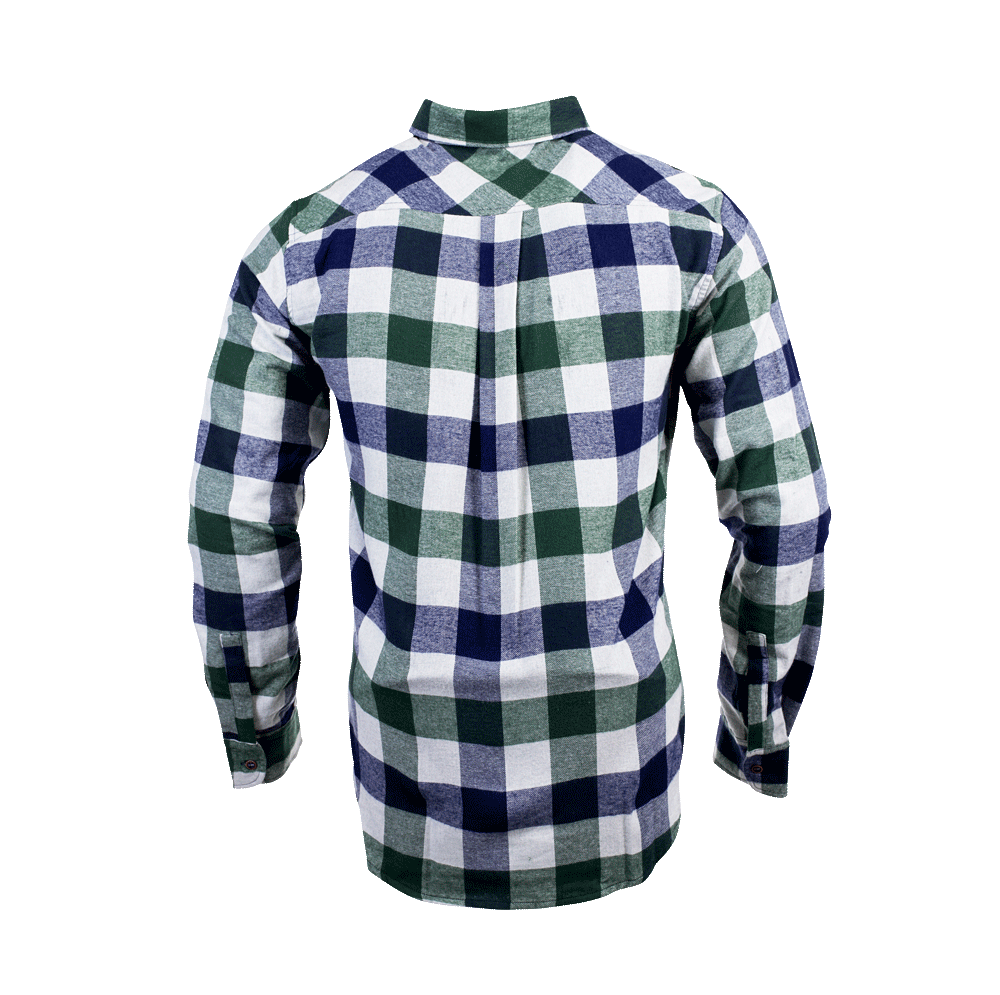 Camisa De Flanela Moçambique Flannel