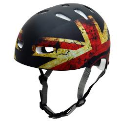 Capacete Kraft Bike Inglaterra - Fosco