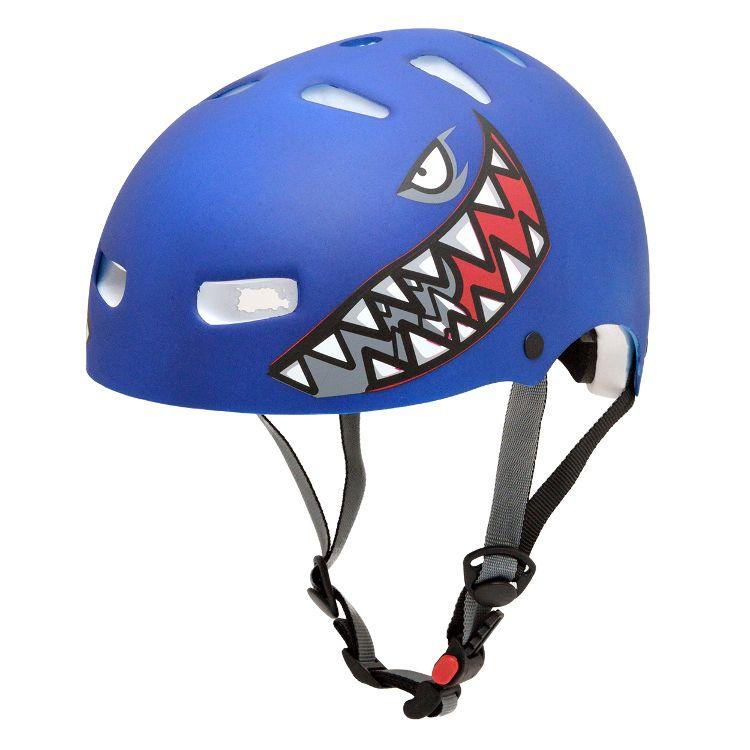 Capacete Kraft Bike Tubarão