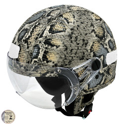 503a0b9f74874 Capacete Kraft Plus Personalizado Cobra - Custon Mania ...