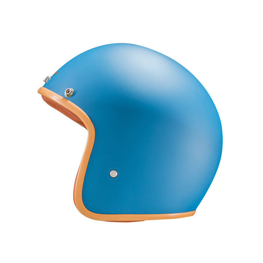 Capacete Lucca Customs Matt Blue