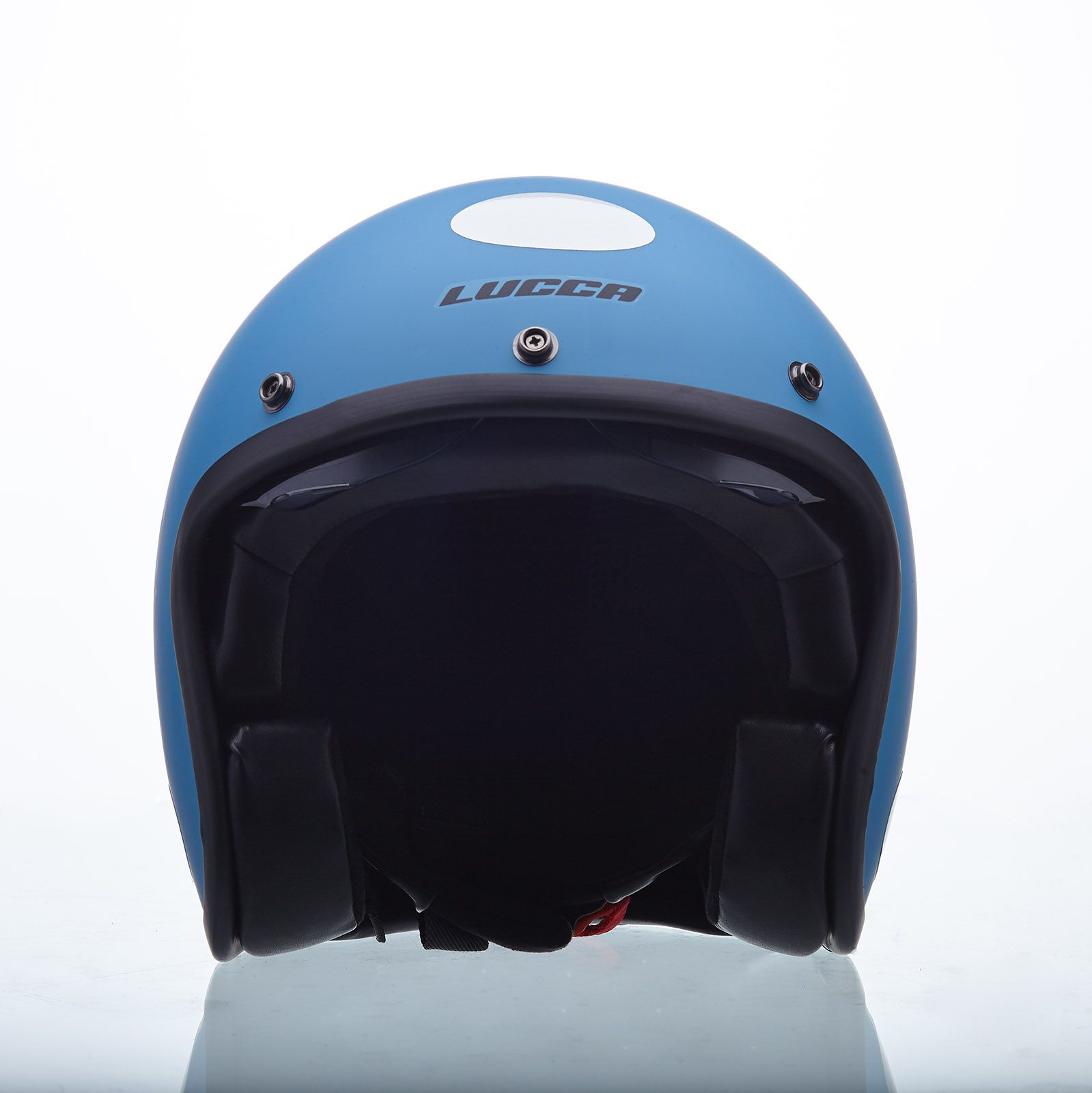 Capacete Lucca Customs Sublime Petrol