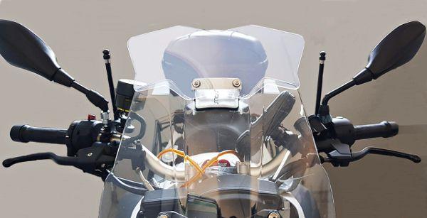 Defletor de Para-Brisa BMW F800 GS  Anos 2008-19