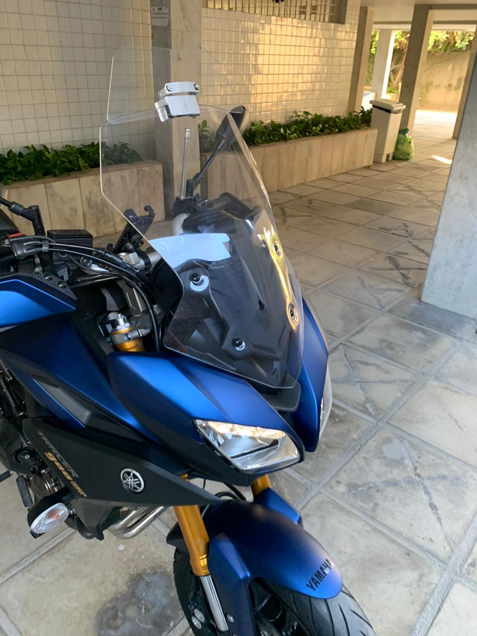 Defletor de Parabrisa Yamaha Tracer 900 GT
